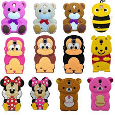 samsung galaxy s5 3d cases. 3d cute animal phone cases silicone soft case skin cover for samsung galaxy s7/s6 / s5 s4 3d e
