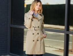women lapels double pocket cowboy outerwear find london fog trench