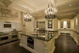 countryitchen chandelier lighting design ideas island modern trends beautiful kitchens with