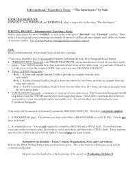 expository essay format expository essay template word format for expository essays view larger