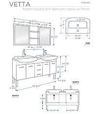 pretty design ideas standard bathroom sink height creative brilliant vanity for vessel sinks kahtany inside
