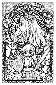 Small Picture Zelda Coloring Pages Video Game Coloring Pages Pinterest