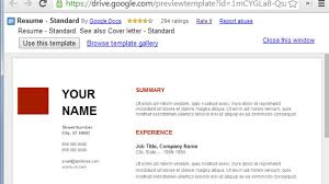 ... Charming Google Drive Resume Template 2 Use Google Docs Resume  Templates For A Free Good ...