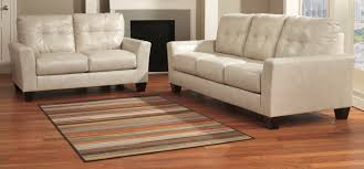 Taupe Living Room Furniture Buy Ashley Furniture 2700038 2700035 Set Paulie Durablend Taupe