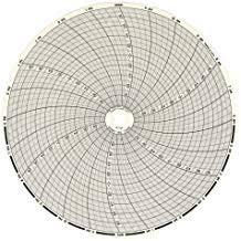 Circular Chart Paper Amazon Com Paper Circular Chart Recorders Accessories