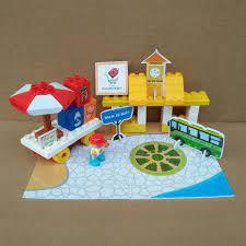 ĐỒ CHƠI LẮP RÁP CHO BÉ SIMILAC - Lego Du lịch Việt Nam | Nông Trại Vui Vẻ -  Shop