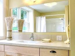 beveled bathroom vanity mirrors. Beveled Bath Mirrors Bathroom Mirror Wall West Elm Vanity .