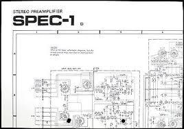 pioneer spec 1 original stereo pre amplifier wiring diagram pioneer spec 1 original stereo pre amplifier wiring diagram schematic diagram