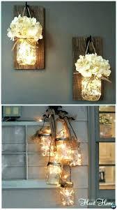 mason jar pendant light door chandelier diy full size