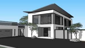 contemporary house furniture. Modern Asian Contemporary House With Interior Furniture
