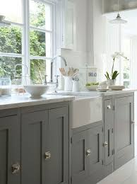 Chalk Painting Kitchen Cabinets Simple Design