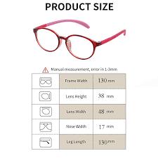 Sunglasses Frame Size Chart Teen Girls Glasses Kids Eyeglasses Unbreakable Twist Glasses Frame Womens Eyewear Frames No Prescription Glassesdd1475