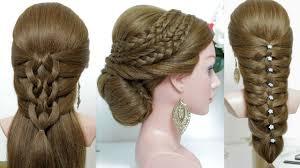 Jak Na 3 Originální účesy Pro Dlouhé Vlasy Návody Jaktakcz