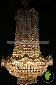 superb french empire style chandelier