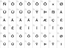 Download Free Pt Eye Chart Font Free Pteyechart Ttf Normal