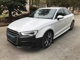 BMW 3 Series bmw 128i body kit : Pp Material Rs3 Style Body Kit For Audi A3 2017 - Buy Body Kit For ...
