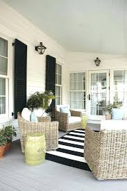 striped outdoor rug new striped oor rugs brilliant black and white on black and white indoor