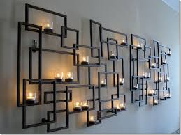 large wall sconce lighting. large wall sconce and candles lighting