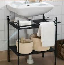creative under sink storage ideas pedestal and regarding bathroom cabinet plan 6
