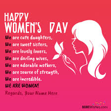 international womens day images and wishes