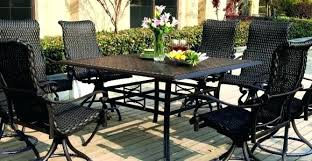 counter height patio furniture small. Counter Height Patio Table Furniture Inspirational 9 Piece Resin Wicker Small I