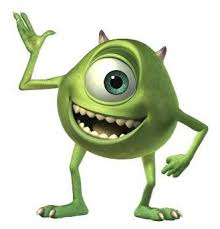 monster inc characters. Wonderful Inc Mike Wazowski Main Character And Monster Inc Characters C