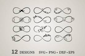 Free handwritten svg cut files | lovesvg.com. Infinity Bundle Graphic By Euphoria Design Creative Fabrica In 2020 Background For Photography Ornament Frame Print Templates