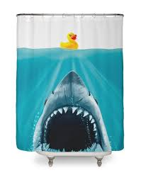 cool shower curtains. product title: save ducky hero shot cool shower curtains m