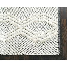 tufted tribal hand woven black white area rug and canada rugs area rug black white