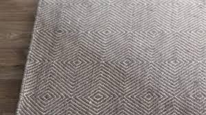elegant flat weave rugs within mercury row marcelo woven cotton gray area rug reviews wayfair