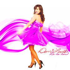 la la land demi lovato album cover. Demi LovatoLala Land By For La Lovato Album Cover