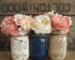 Decorative Mason Jars For Sale Decorated Mason Jars Etsy 54