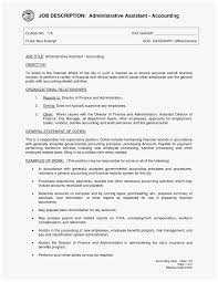 Office Assistant Duties On Resume Office Assistant Job Description Resume Beautiful
