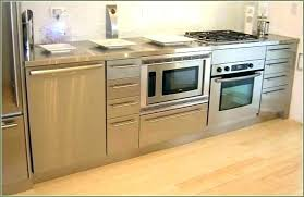 Microwave Drawer Ovens Cabinet Oven Under Counter Small  Throughout Decorations Sharp Smd3070as   In Island47