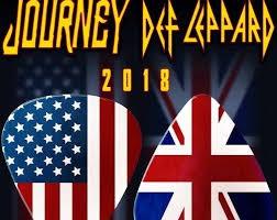 Journey And Def Leppard To Rock Busch Stadium August 24