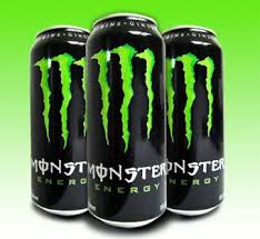 monster energy can green. Modren Can Monster Energy Drink Secretly Promoting 666 The Mark Of The Beast   Beginning And End For Can Green T