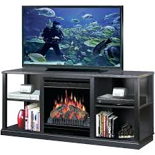 electric fireplace stand black friday heater tv 2016 insert