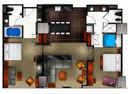 Attractive Elara Las Vegas 2 Bedroom Suite Premier Unique Elara A Hilton Grand  Vacations U2013 2 King 2 Bedroom Premier Suite