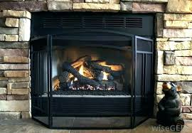 fireplace glass doors fireplace glass doors