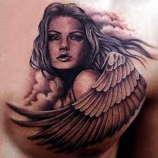 Amazing Angel Tattoo Designs 2016 Projekty Na Vyzkoušení