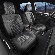 black seat cover