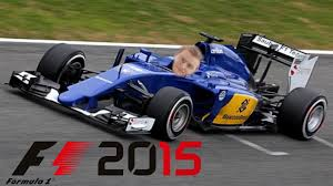new release car games ps3F1 2015 Game News  NEW Camera Views  NO PS3  Xbox 360 Version