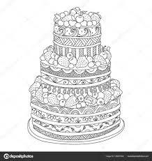 Gefeliciteerd Verjaardag Cartita Design 650690 Kleurplaat
