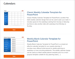 Weekly To Do Calendar Template Best Free Powerpoint Calendar Templates On The Internet Present Better
