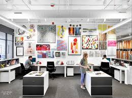 Office Interior Designs Classy Art Reigns Supreme At Boston Art's Office By Elkus Manfredi