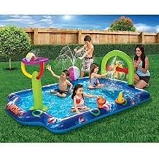 above ground inflatable pool. Delighful Above This Item Kids Inflatable Pool Big Kiddie Blow Up Above Ground Swimming  Pool Is Great For Children U0026 Toddlers To Have Outdoor Water Fun With Toys Slide  On