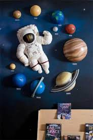 ideas for outer space themed bedroom