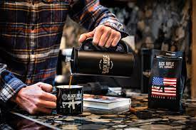 All coffee orders once placed are roasted, ground, packaged, and shipped to your door for free via the usps. Just How Good Is A Cup Of Black Rifle Coffee We Investigate Military Com