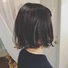 浦川 由起江さんのヘアスタイル フレンチボブナチュラルな
