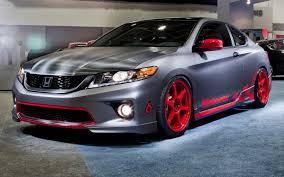 401-HP 2013 Honda Accord Coupe Among Three Accords at Honda's SEMA ...